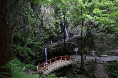 黒山三滝コース