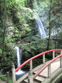 男滝・女滝
