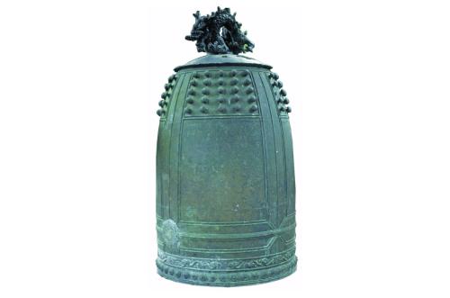 龍穏寺銅鐘